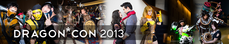 Weekend Wrap-Up: Dragon*Con 2013