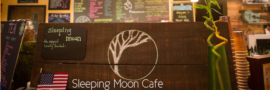 Sleeping Moon Cafe Blog