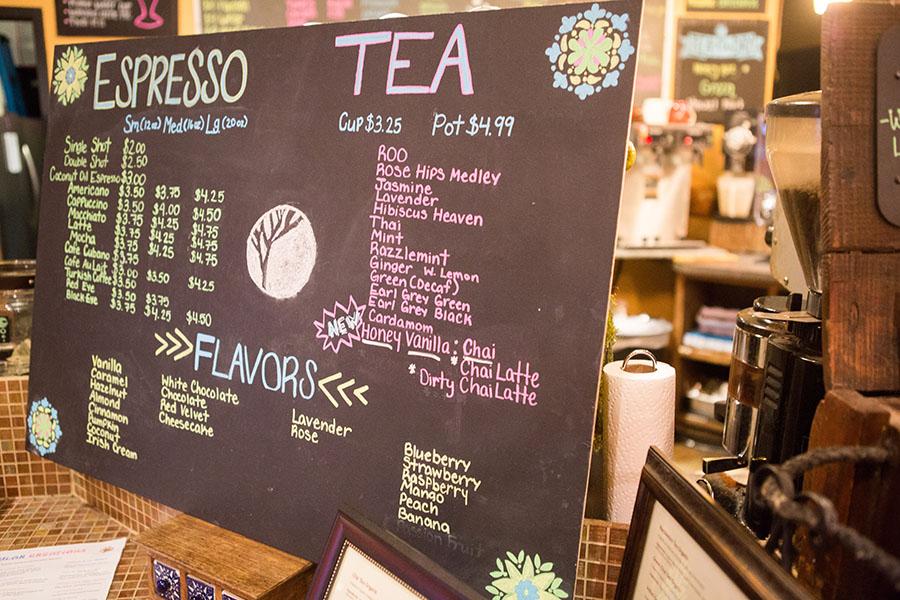 Sleeping Moon Espresso and Tea